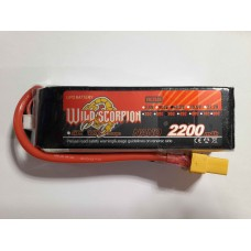 Wild Scorpion Nano tech2200mah 14.8v 35C