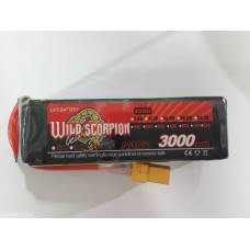 Wild Scorpion Nano tech3000mah 14.8v 35C