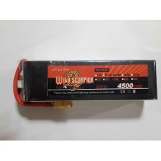 Wild Scorpion Nano tech4500mah 14.8v 35C
