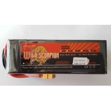 Wild Scorpion Nano tech5200mah 22.2v 45C