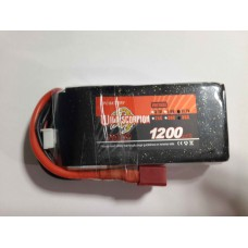 Wild Scorpion Nano tech1200mah 11.1v 35C