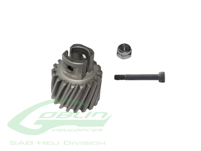H0292-S – Heavy Duty Pinion – Goblin 500