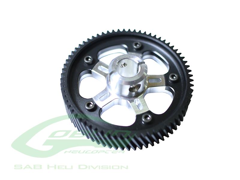 H0405-S – CNC Delrin Main Gear – Goblin Urukay/630/700CO