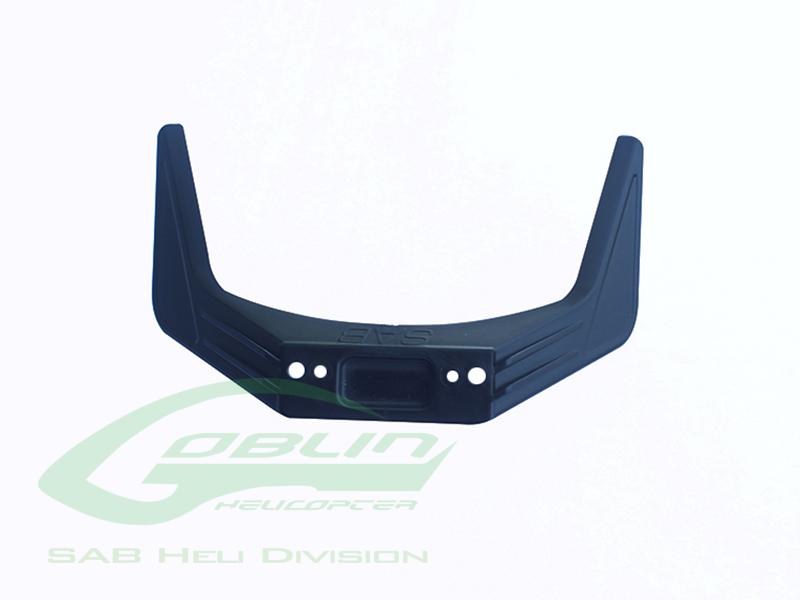 H0528-S – Plastic Landing Gear – Goblin 380