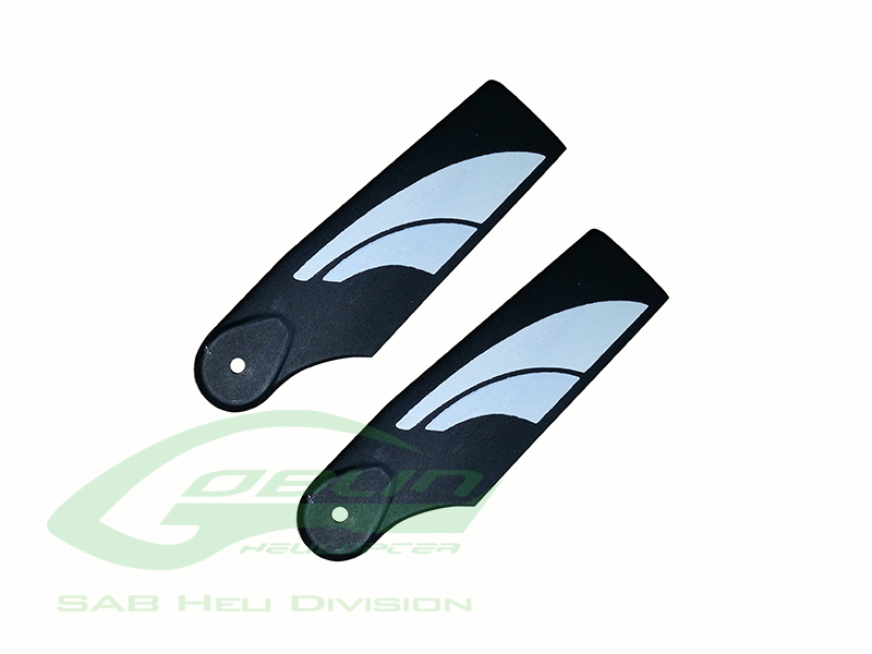 H0554-S – Plastic Tail Blades – Goblin 380