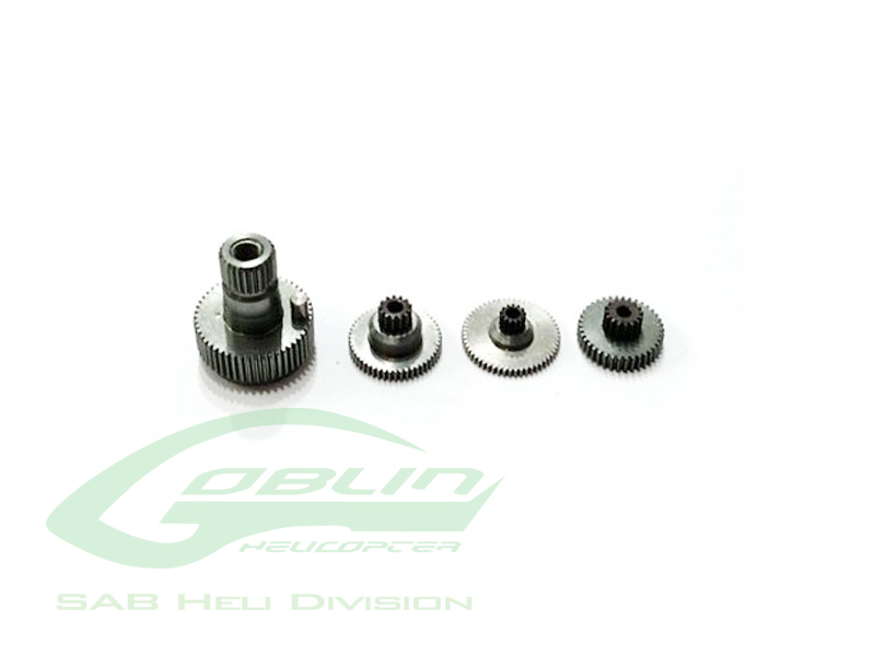 HE010 – Mini Servo Gear Set KST DS589MG