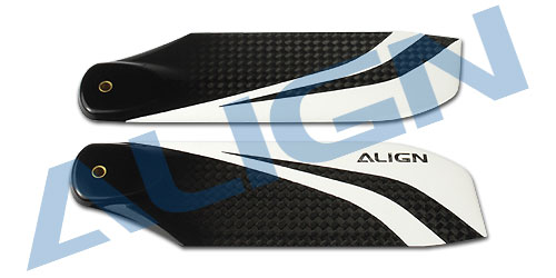 Carbon Fiber Tail Blade106   HQ1060A