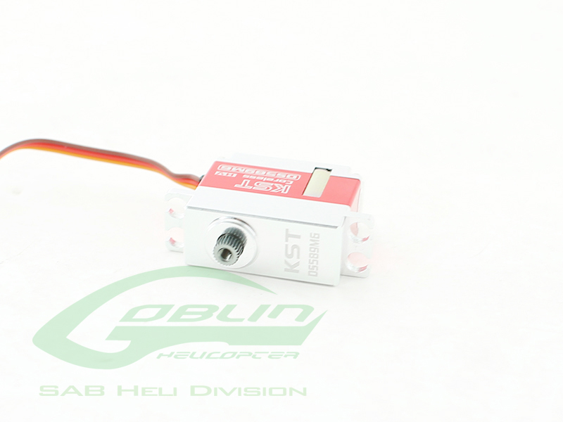HE007 – Mini Cyclic Servo KST DS589MG