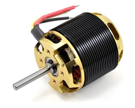 Scorpion HK-4530-540 Limited Edition Brushless Motor (4800W, 500kV)