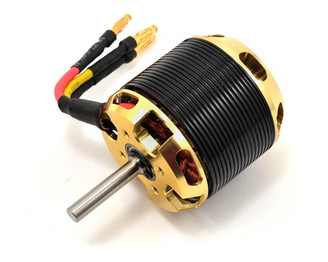 Scorpion HKIII-4025-1100 Brushless Motor w/6mm Shaft (2200W, 1100kV)