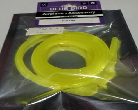 "Blue bird ""Nitro Line"" Silicone Fuel Tubing"