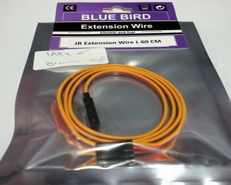 Blue bird extension -60cm