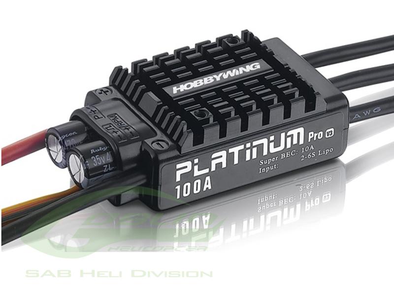 HE009 – ESC Hobby Wing Platinum 100A V3