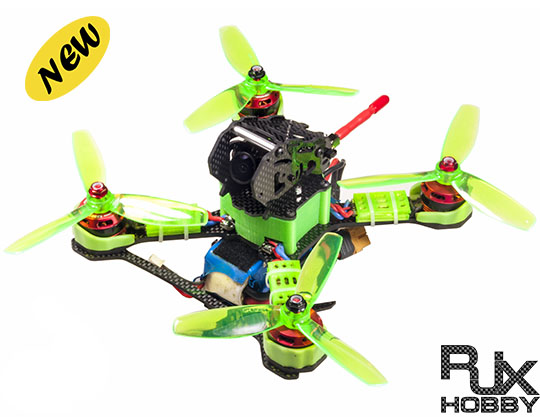 RJX C195 FPV Racing drone RC Quadcopter 180KM/H High Speed drone with HD Camera