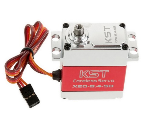 KST X20-8.4-50 45KG Large Torque Coreless Digital Servo for RC Model