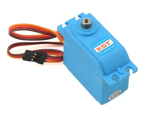 KST BLS662 Waterproof Brushless Standard Digital Metal Gear Servo