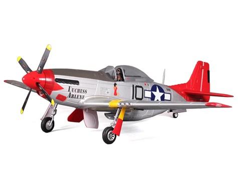 FMS P-51D Mustang V8 Warbird Plug-N-Play Airplane