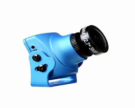 Foxeer Monster V2 1200TVL FPV Camera 2.5mm Lens IR Blocked