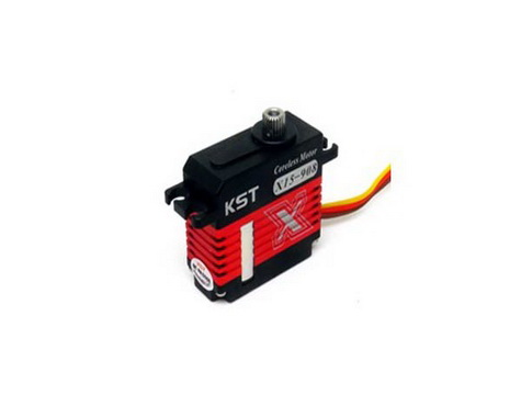 KST X15-908 Mini Cyclic Coreless HV Servo