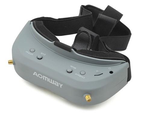 Aomway Commander V1 Diversity Goggles  w/ DVR