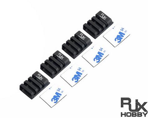 RJX CNC aluminum alloy ESC Protective Shell Cover-black