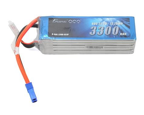 Gens Ace 6s LiPo Battery Pack 60C (22.2V/3300mAh)