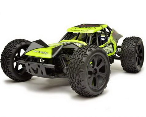 BSD Racing 1/10 Flux Desert Assault V2 Buggy RTR – Brushless