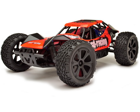 BSD Racing 1/10 Prime Desert Assault V2 Buggy RTR – Brushed