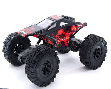 BSDRacing Big Rock Trophy Cràwler 4WD 2.4GHz 1/10 RTR
