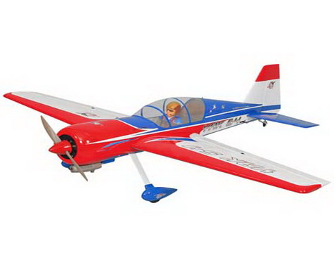 Phoenix Model Yak 54 Mk2 GP/EP/Gas ARF 66.3″