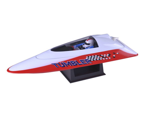Volantex TUMBLER V796 – 1 2.4GHz RC Racing Boat – RTR – RED