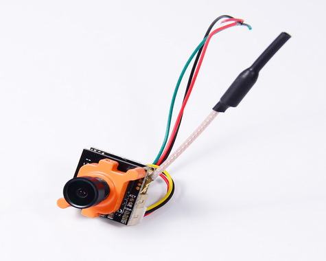 Hobby Porter-A19 all-in-one FPV Video Camera with Built in Video Transmitter