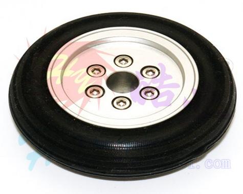 PU Wheels (Alu hub)