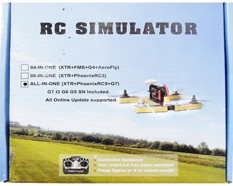 FeiYing Model All in 1 Flight Simulator Dongle