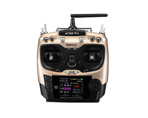 Radiolink AT9S Pro 12CH Transmitter w/ R9DS