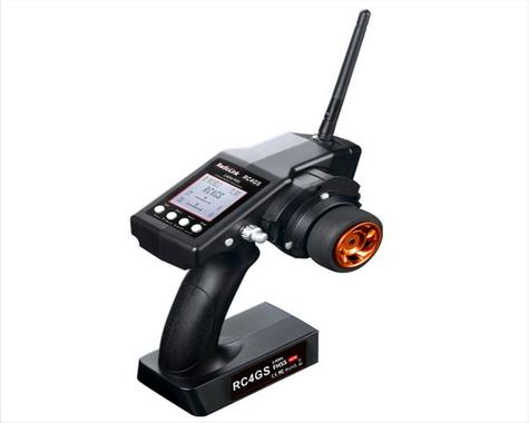 RadioLink RC4GS V2 2.4GHz 4CH Transmitter w/ R6FG Receiver