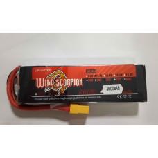 Wild Scorpion Nano tech4000mah 11.1v 35C