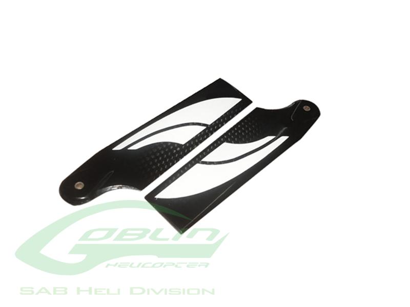BW5095 – SAB 95mm Carbon Fiber Tail Blades – Goblin 570