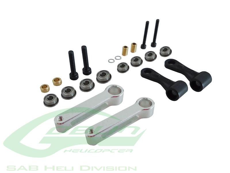 H0204-S – Aluminum Radius Arm HPS – Goblin 500/570