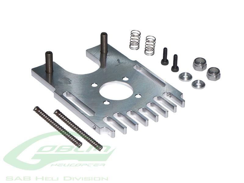 H0211-S – Aluminum Motor Mount – Goblin 500