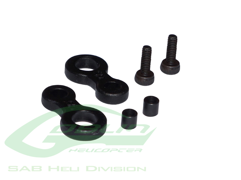 H0261-S – Plastic Tail Linkage – Goblin 500/570/630/700 Competition
