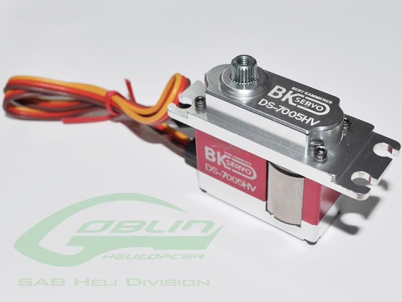 HE002 – TAIL SERVO DS-7005HV BK