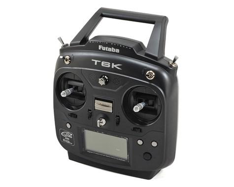 Futaba 6K 2.4GHz S-FHSS/T-FHSS  Radio System w/R3006SB Receiver