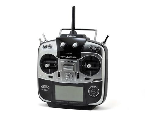 Futaba 14SG 2.4GHz FASSTest  Radio System w/R7008SB Receiver