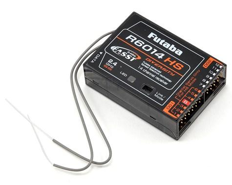 Futaba R6014HS 14CH 2.4Ghz FASST Hi Speed Receiver