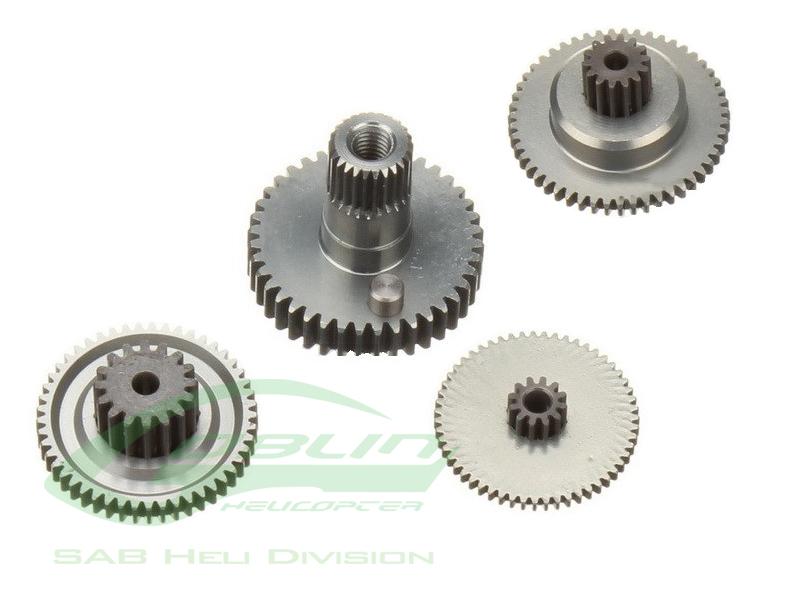 HE011 – Full Size Gear Set KST DS525MG