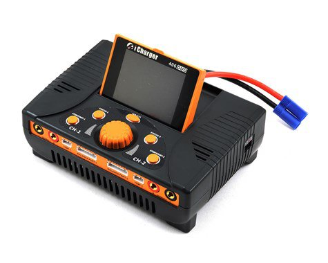 Junsi iCharger 406DUO DC Battery Charger (6S/40A/1400W)