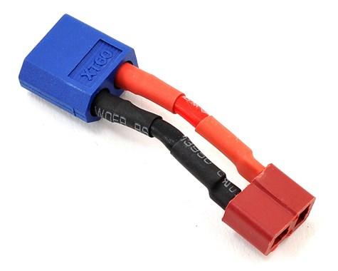 ProTek RC T-Style Plug to XT60 Plug Adapter (Female Ultra Plug to Male XT60)
