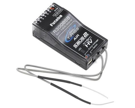 Futaba R3008SB 2.4GHz T-FHSS 8/32-Channel S.BUS2 HV Telemetry Receiver