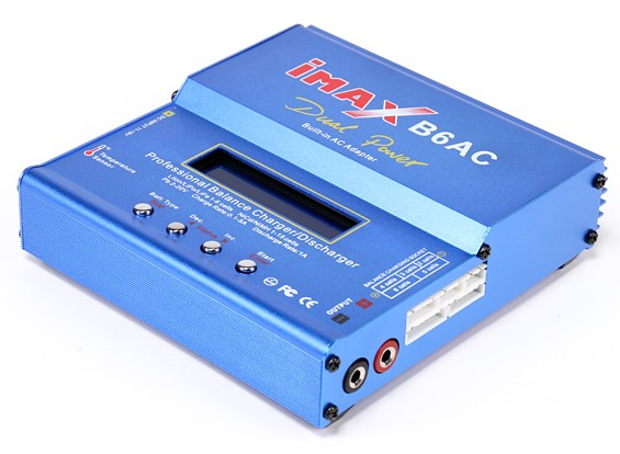 IMAX B6 AC-DC Charger 5A 50W With US Plug